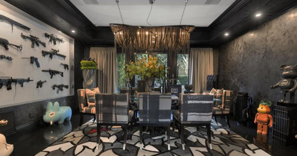 Dr. Phil's Beverly Hills Mansion Is For Sale Now And The Inside Is Bizarre To The Extreme