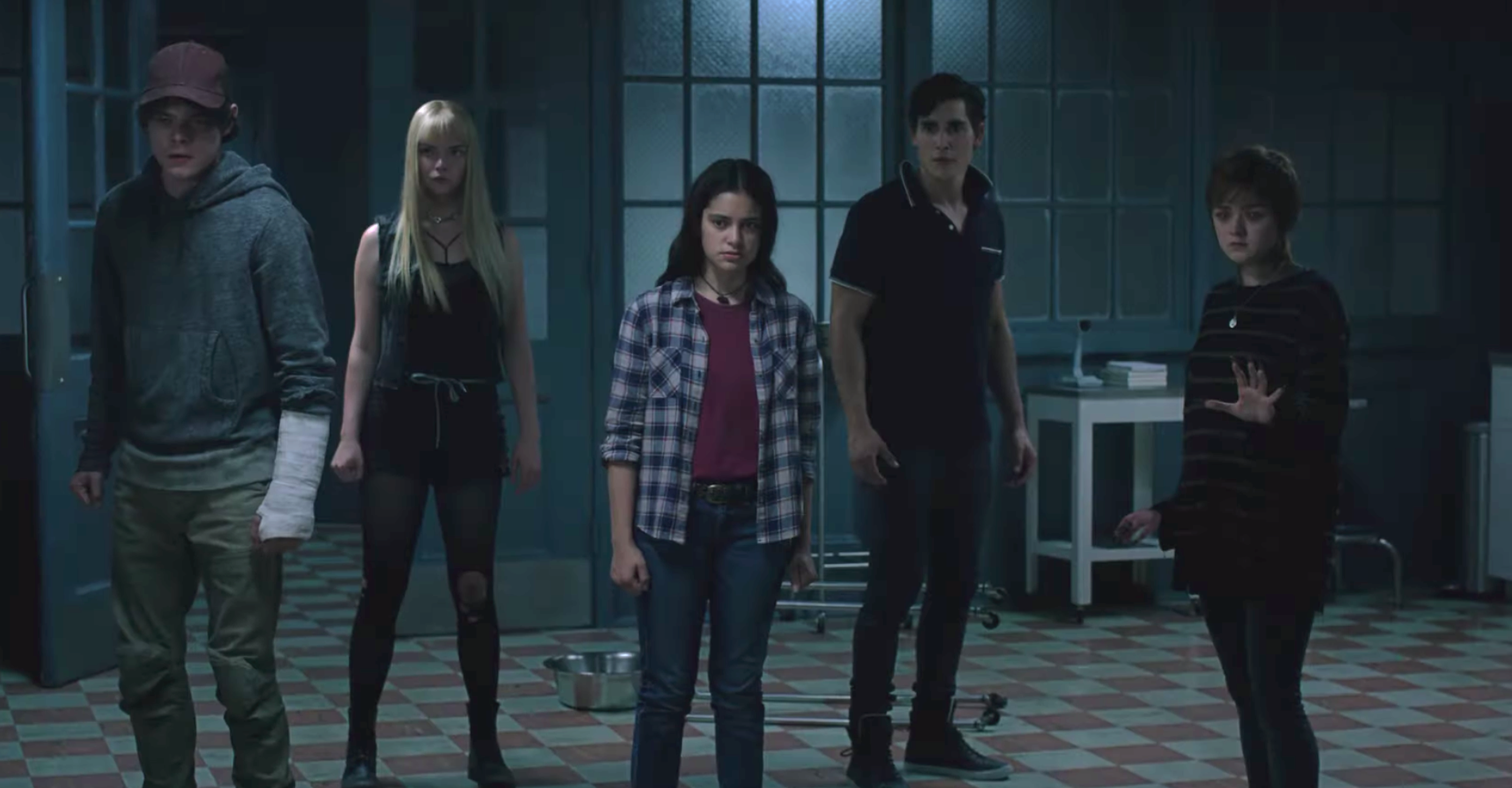 After Two Years, The Official Trailer For The X-Men Horror Movie 'The New Mutants' Has Finally Dropped