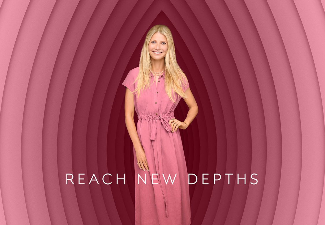 We're Really Not Sure How We Feel About The Marketing For Gwyneth Paltrow's New Netflix Show 'The Goop Lab'