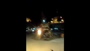 Watch This Bonfire Lighting Go Horribly Awry In Italy