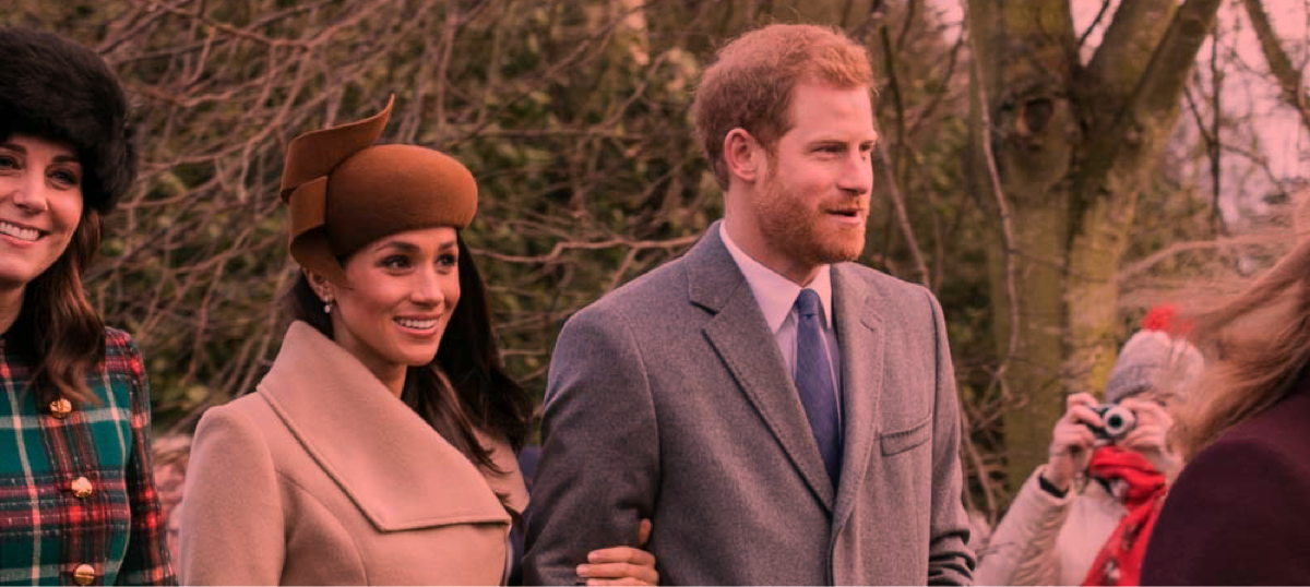 The Funniest Tweets About Meghan And Harry Stepping Away From The Royal Family
