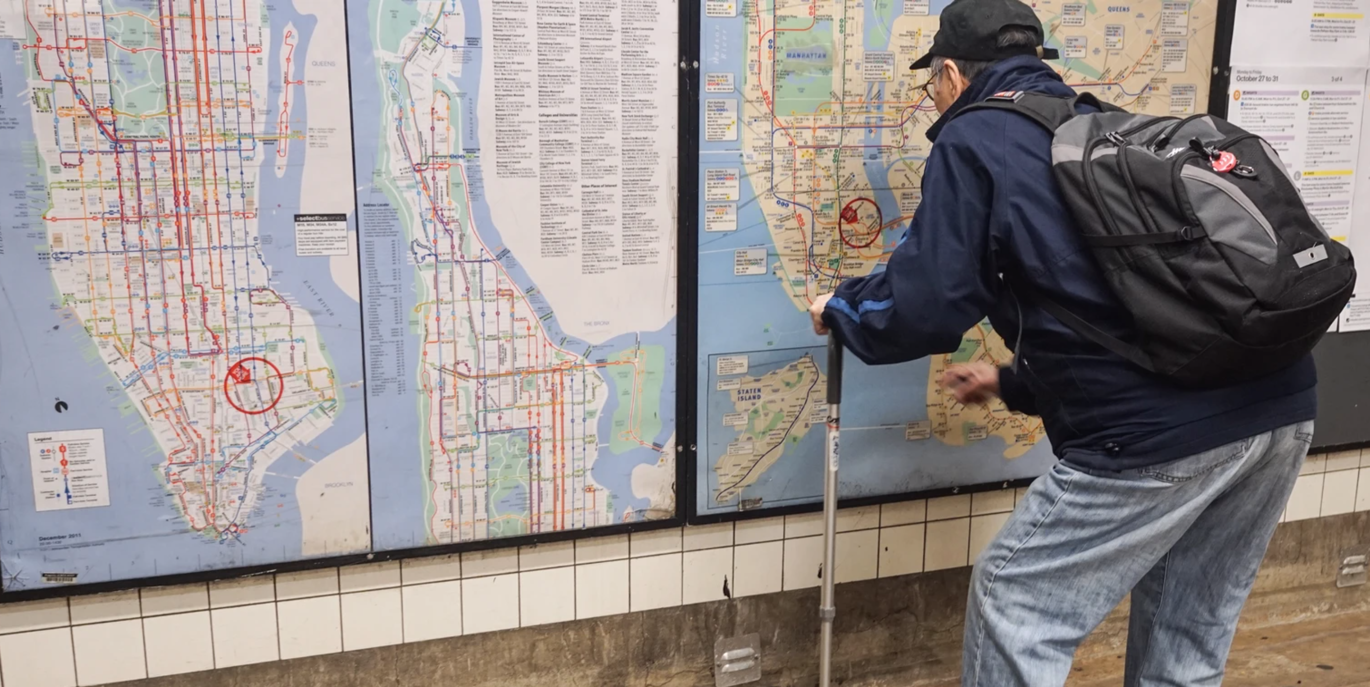 The MTA Is Going After An Etsy Artist Over A New York Subway Map It Didn't Make