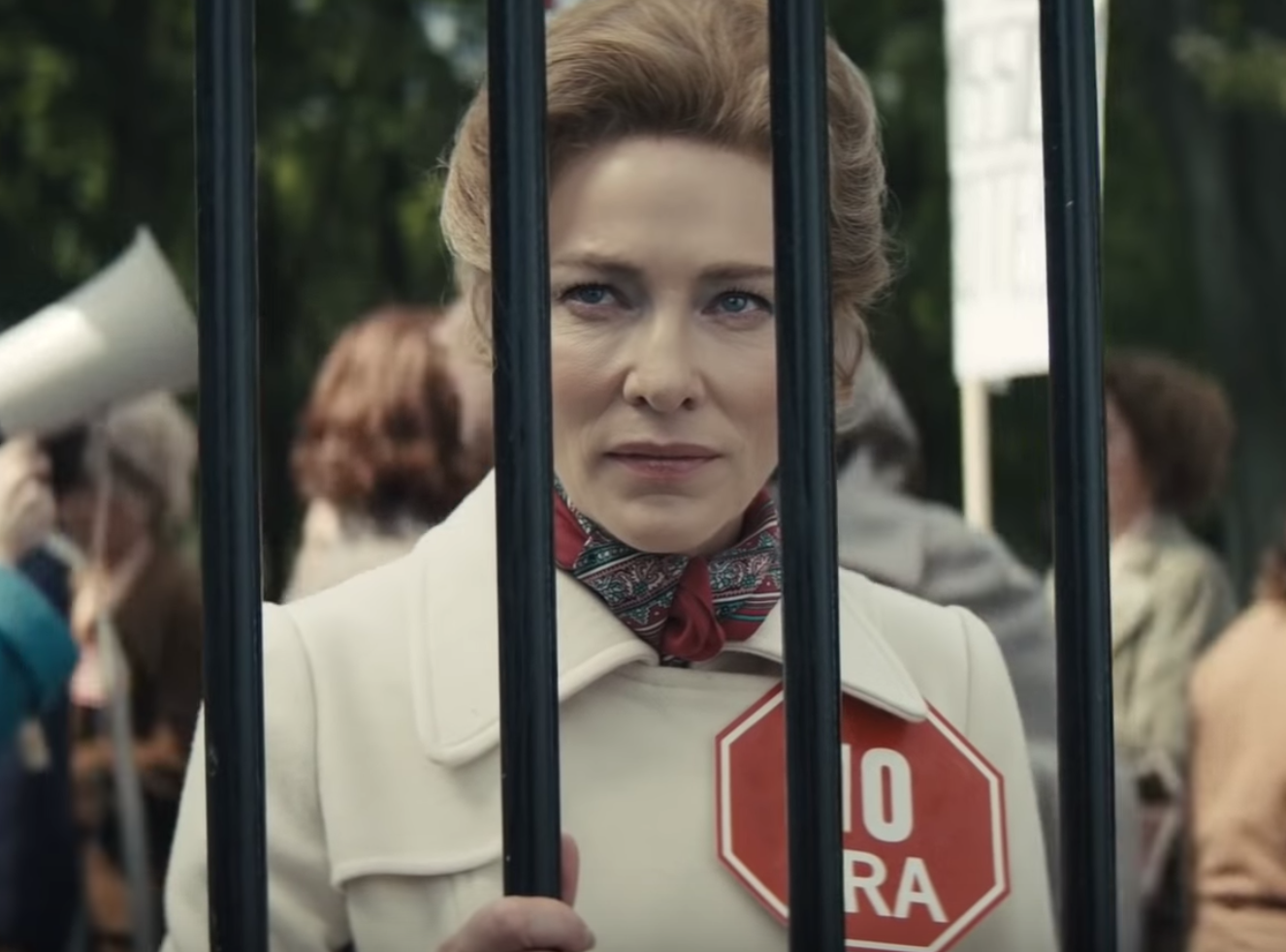 Cate Blanchette Leads A Conservative Backlash To The Equal Rights Movements In 'Mrs. America' Trailer
