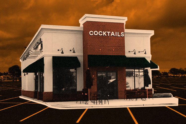 The Franchising Of The American Cocktail Bar