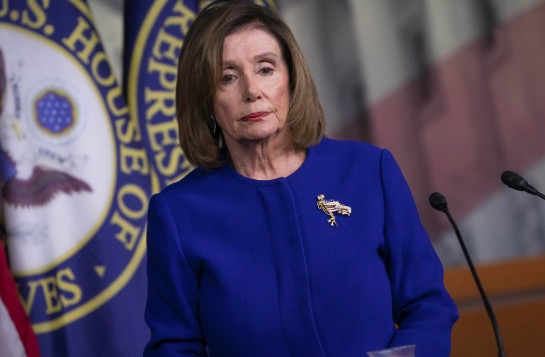 Nancy Pelosi Ends Standoff With Senate Republicans Over Impeachment Articles