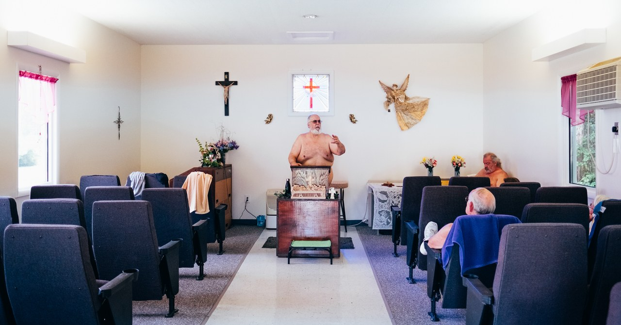 Bored With Sunday Service? Maybe Nudist Church Is Your Thing