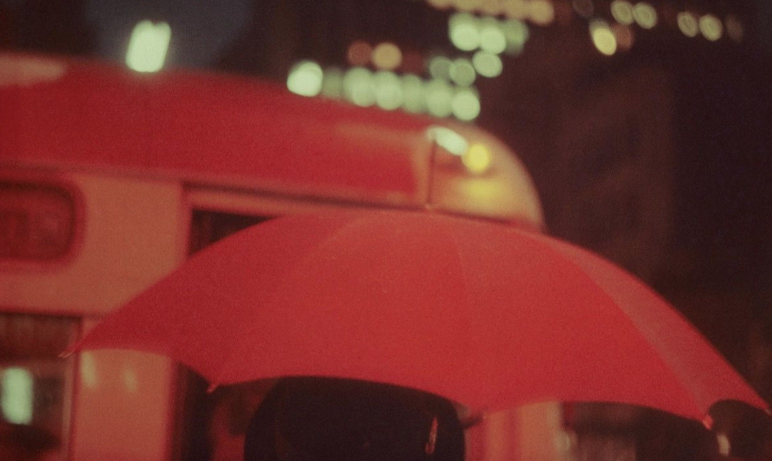 The Artist Who Kept His Dreamy, Colorful Street Photography Secret For Decades