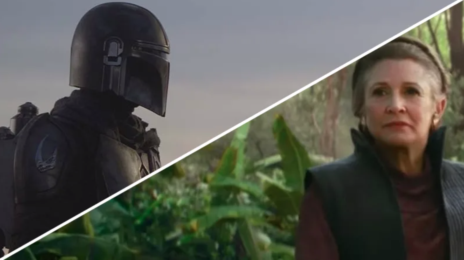 How 'The Rise Of Skywalker' And 'The Mandalorian' Treat Fan Service Differently