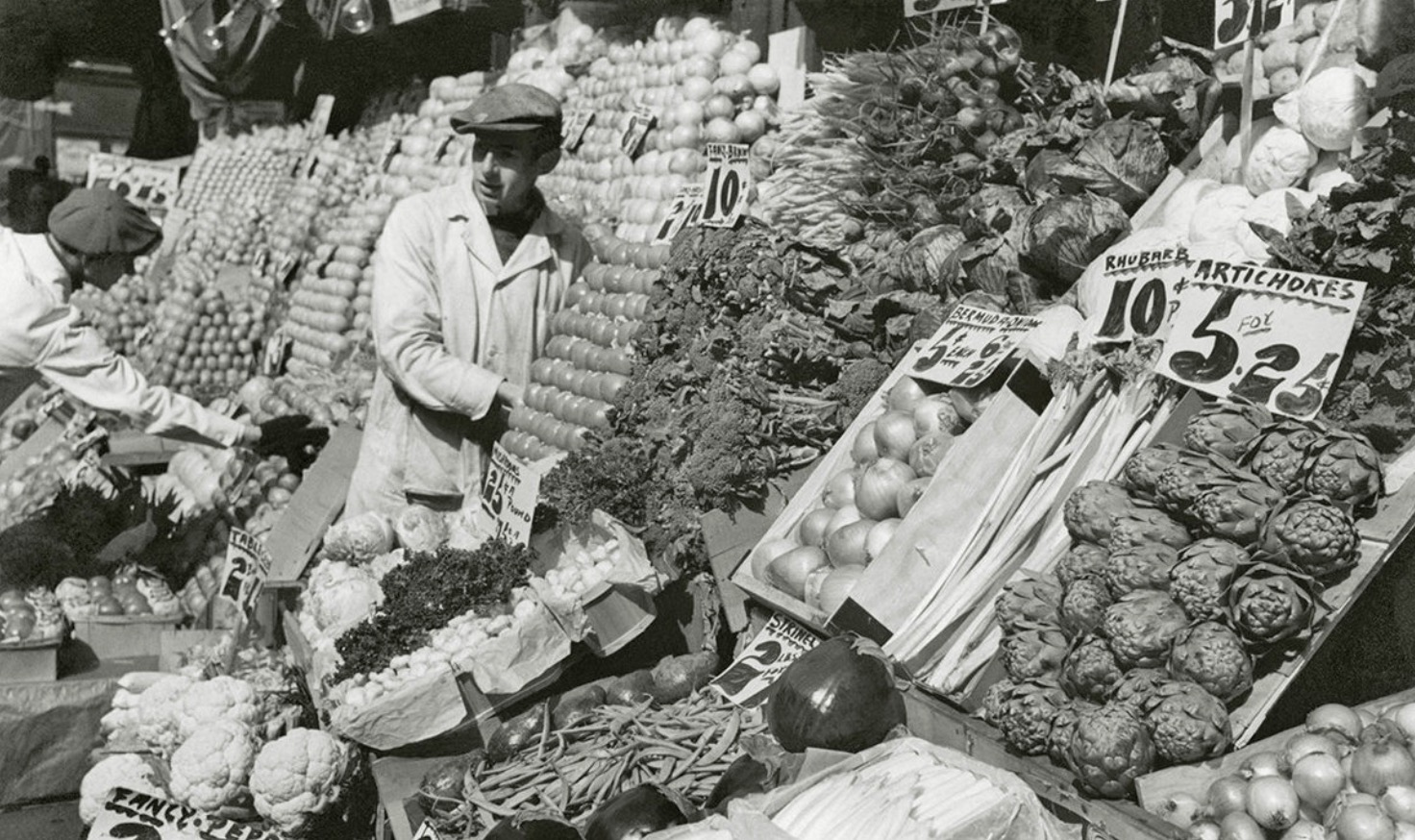 In 1930s New York, The Mayor Took On The Mafia By Banning Artichokes