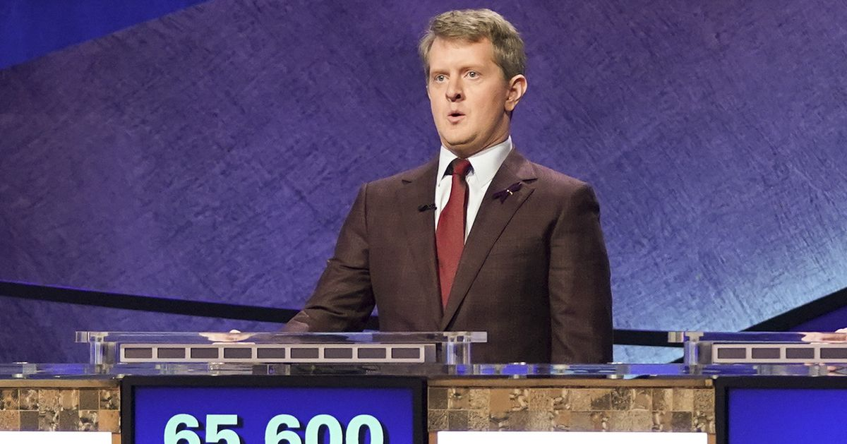 Ken Jennings Talks 'Jeopardy!' Winnings And James Holzhauer's Tactics