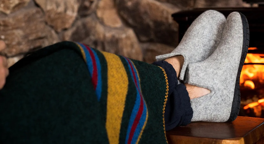 Digg Deals Exclusive: Save 25% On Glerups Wool Slippers