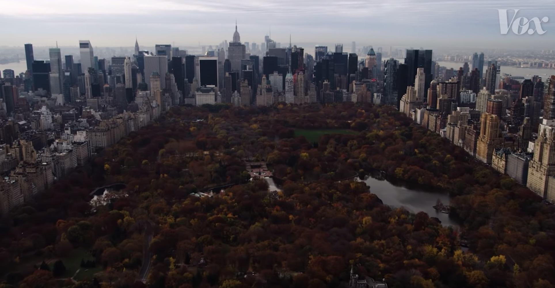 The Lost, Forgotten Neighborhood Under Central Park