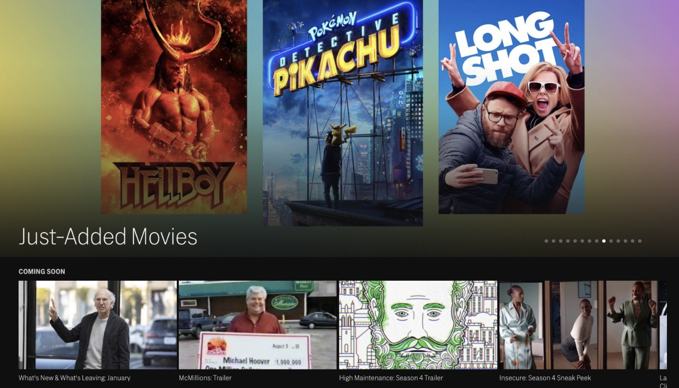 What Netflix Understands That HBO Now Doesn't (But May Be Forgetting)