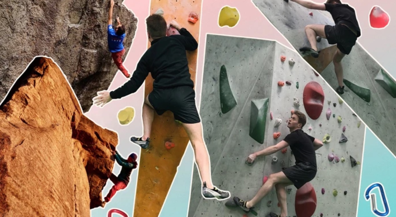 How Climbing Became Every 20-Something Guy's Favorite Hobby