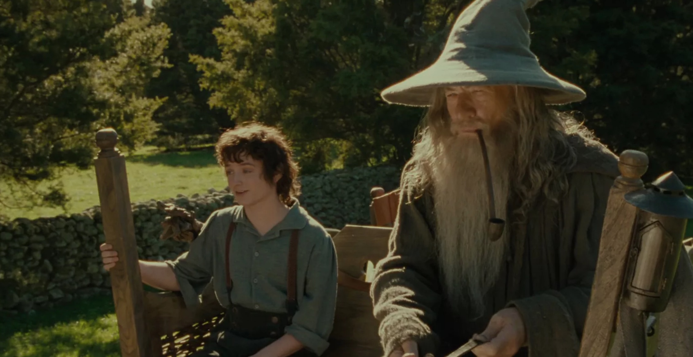 Ian McKellen's Unearthed 'Lord Of The Rings' Set Diaries Are Pure Gold