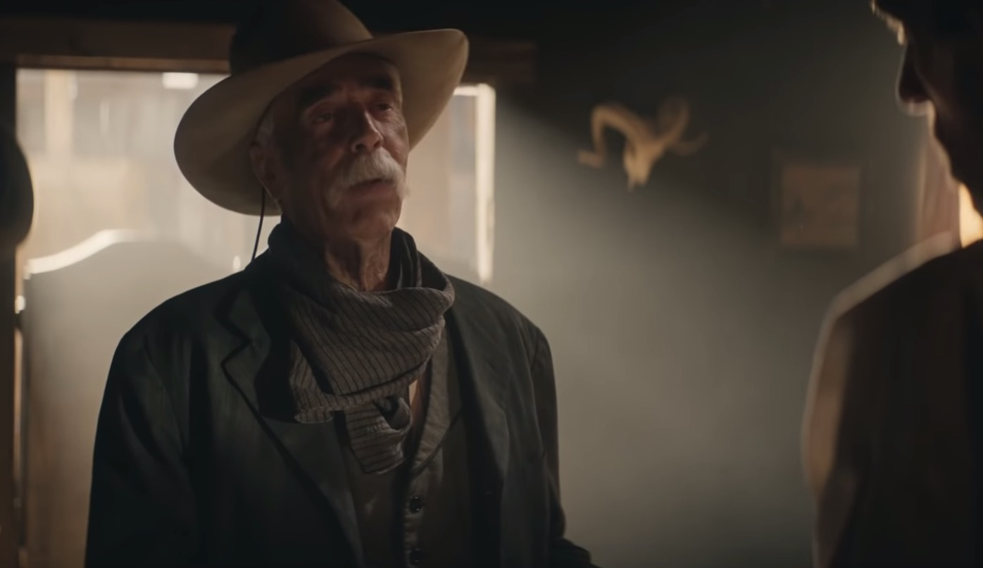 Sam Elliott Slowly Reciting 'Old Town Road' Might Already Be The Best Super Bowl Commercial