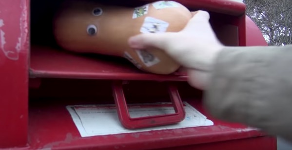 Man Attempts To See What Kinds Of Loose Objects Australia's Post Office Will Or Won't Mail