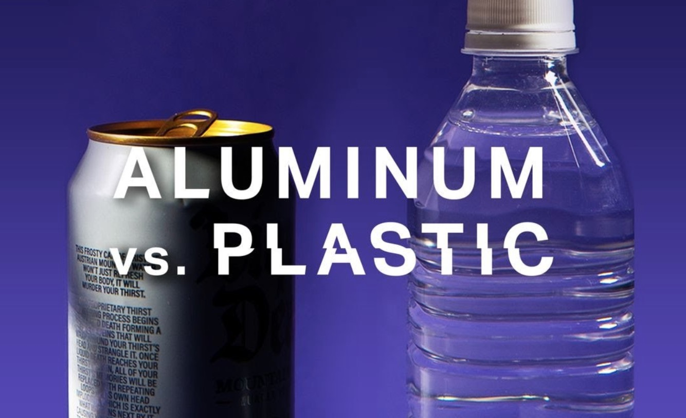 What's Better For The Planet — Aluminum Cans Or Plastic Bottles?