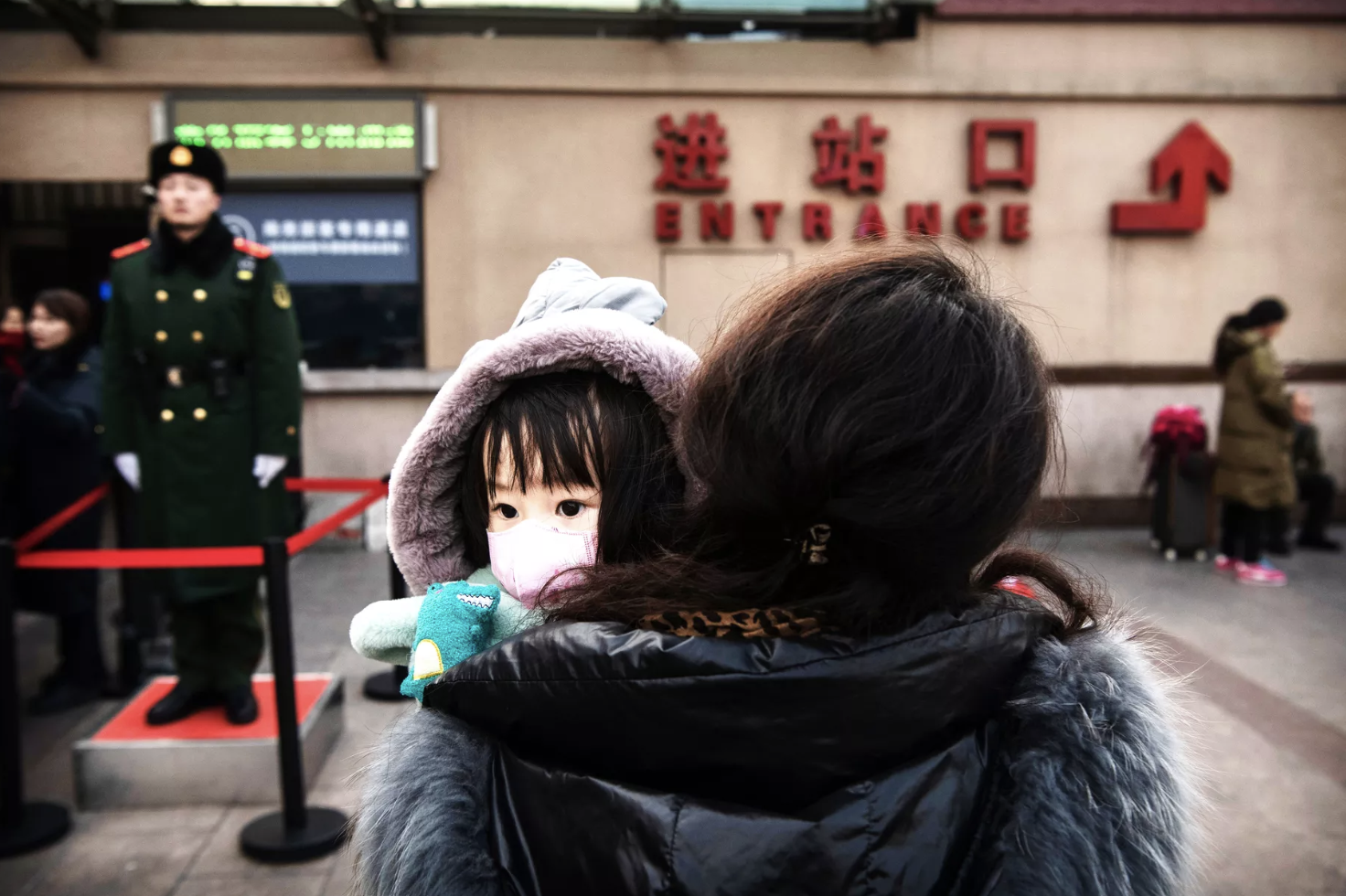 A Deadly Virus Is Spreading In China And Beyond. Here's What You Need To Know