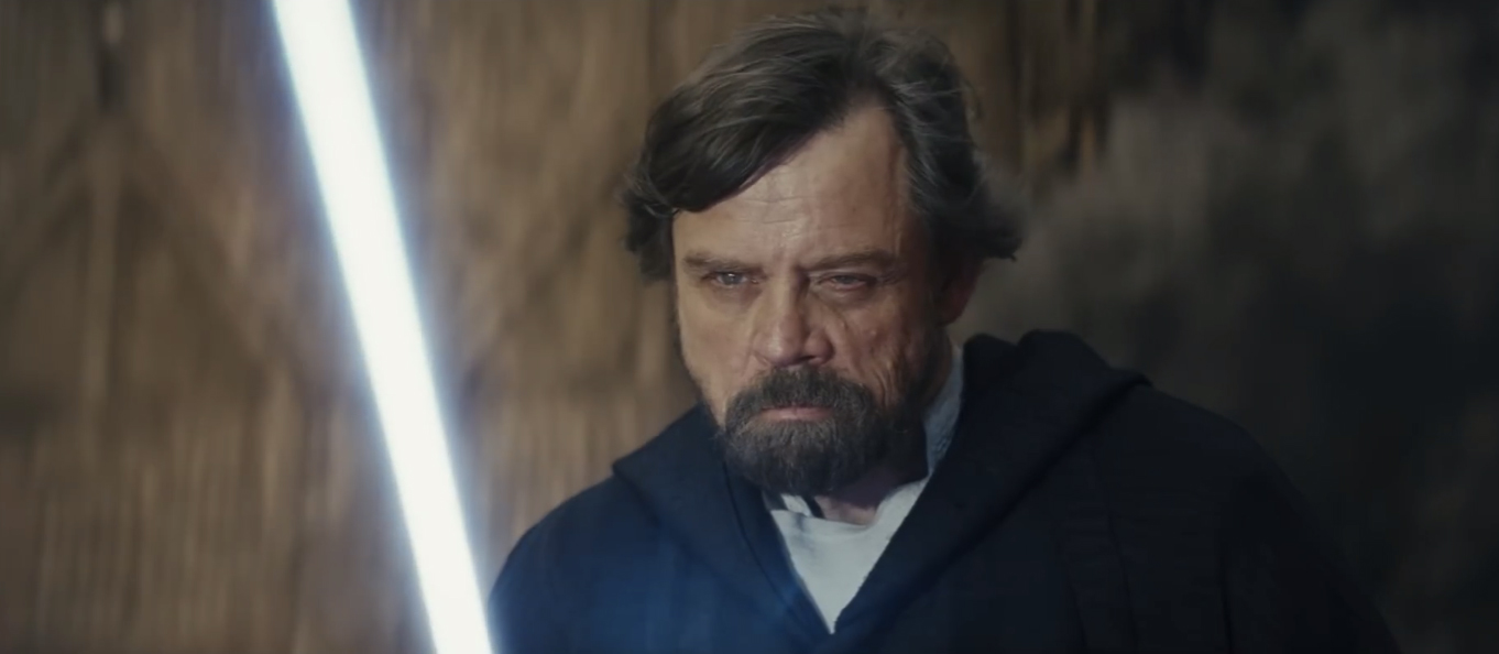 How I Learned To Love Old Man Luke Skywalker