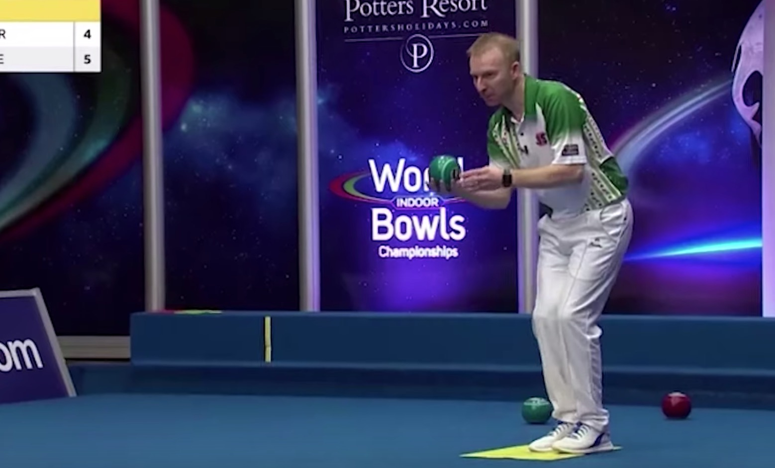 'That Is Ridiculous': This Bowls Shot Is Absolutely Unbelievable
