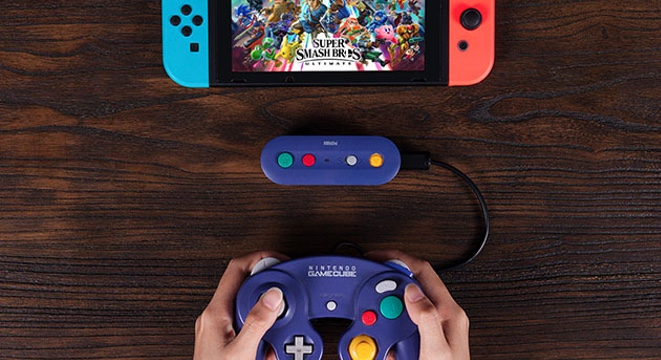 This Adapter Lets You Play Your Nintendo Switch With Classic Nintendo Controllers