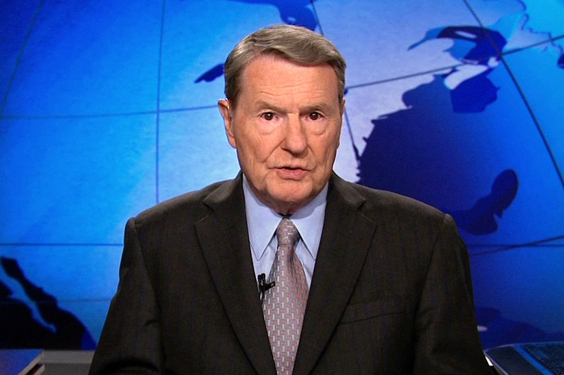 Jim Lehrer, Longtime PBS News Anchor And NewsHour Founder, Is Dead At 85