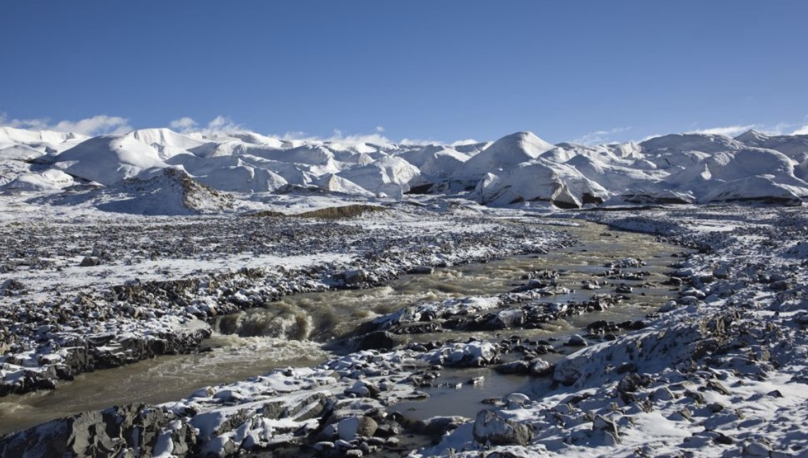 Ancient Viruses Trapped In Glaciers For Thousands Of Years Could Be Released By Climate Crisis
