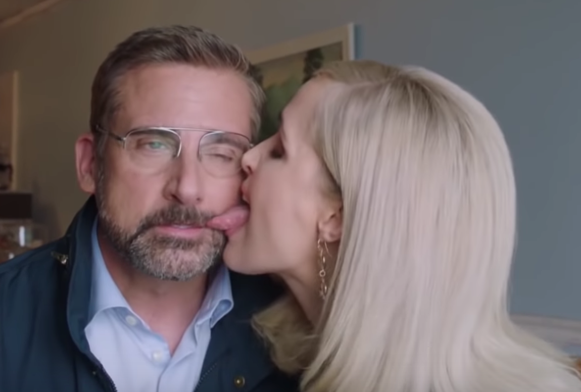 Steve Carrell And Rose Byrne  Battle Each Other In The Trailer For Jon Stewart's Political Comedy 'Irresistible'