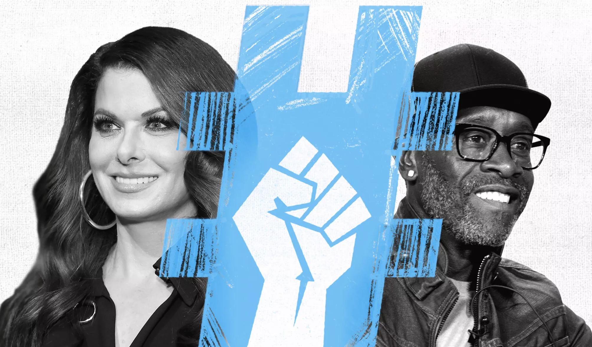 Inside The Secret Twitter Rooms Where The Celebrity #Resistance Organizes