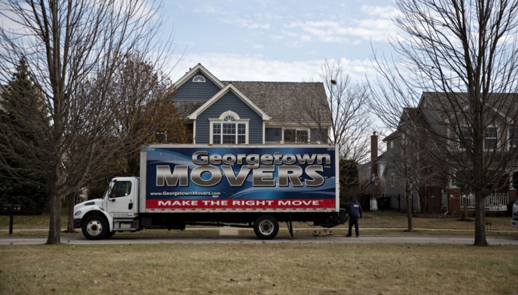 The Cities Americans Want To Move To, Or From