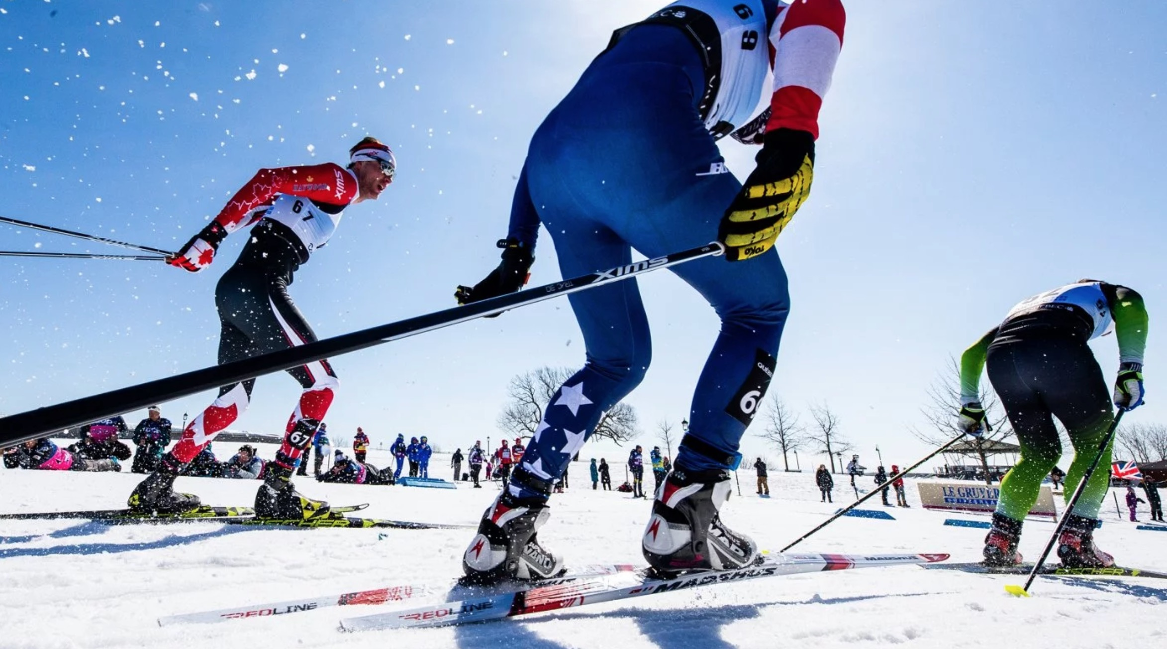 Nordic Skiing's Addiction To Toxic 'Lightning-Fast' Wax
