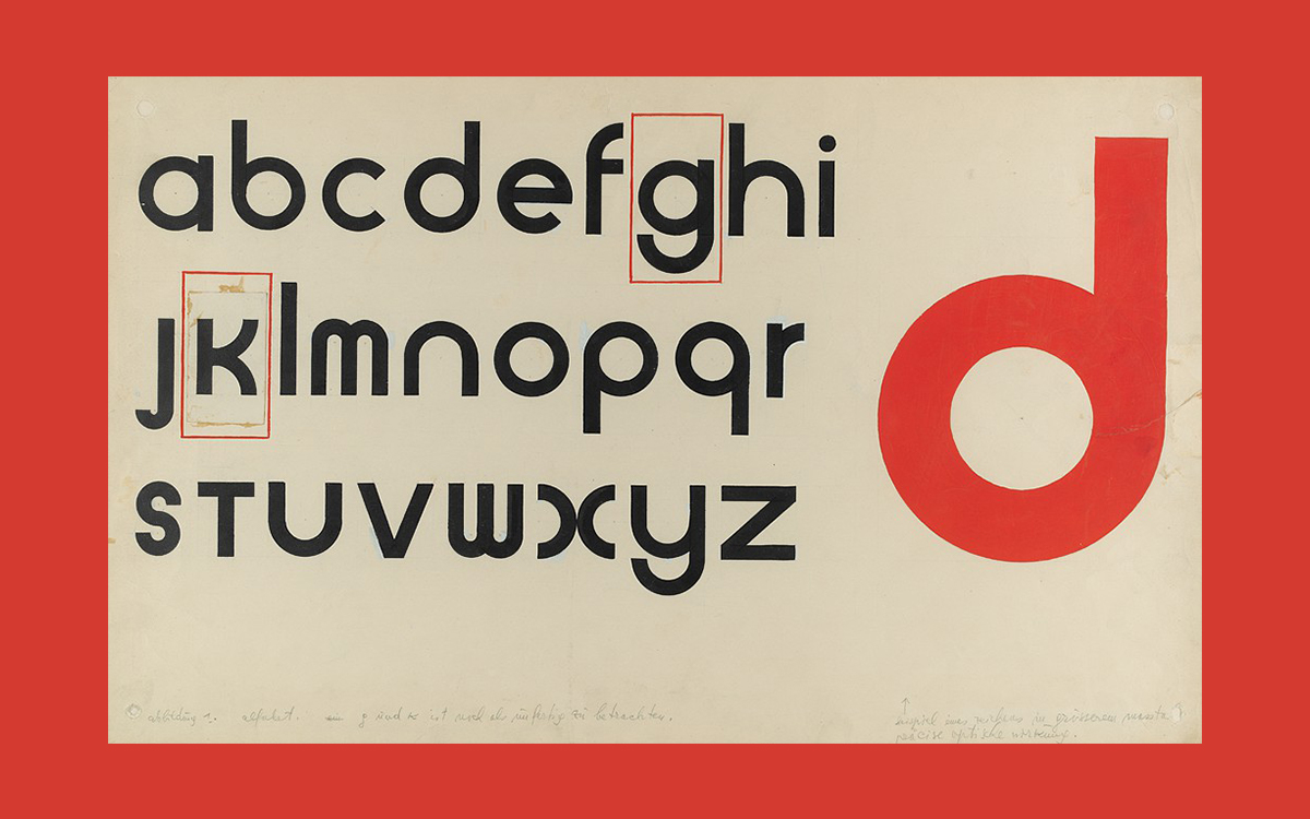 Examples Of Bauhaus Graphic Design That Shaped The Movement