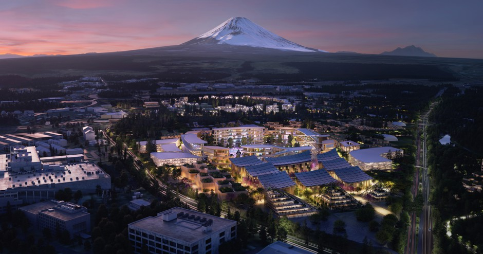 Can Toyota Turn Its Utopian Ideal Into A 'Real City'?