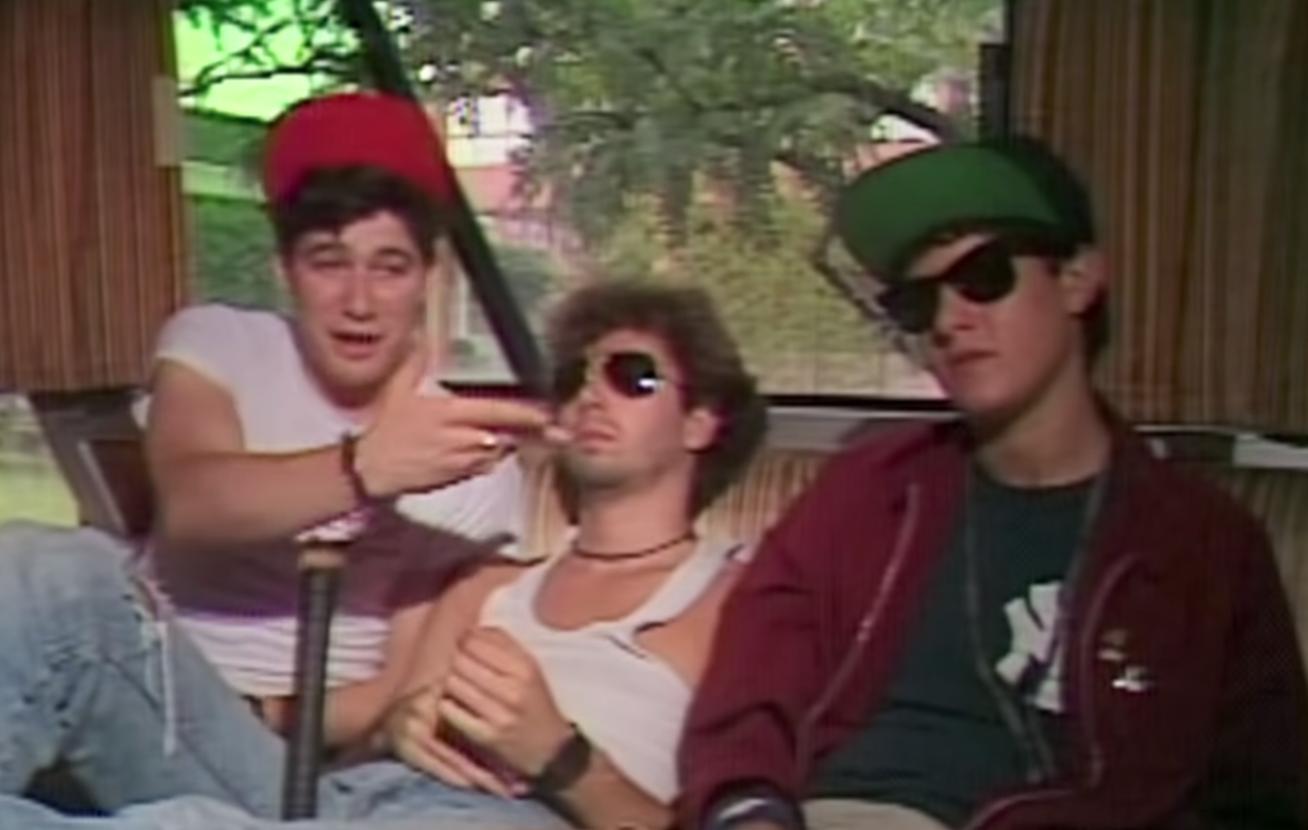 Here's A Teaser For Spike Jonze's Documentary 'Beastie Boys Story'