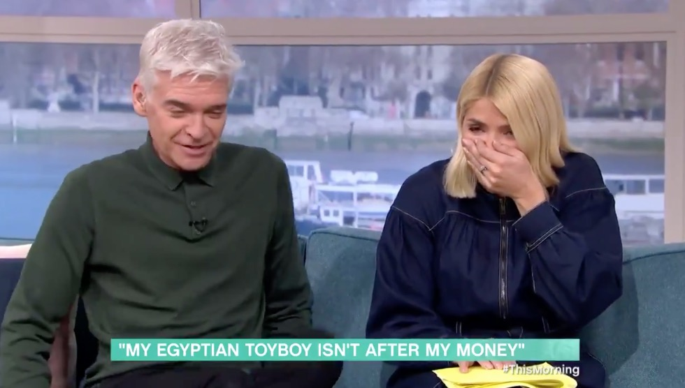UK Morning Show Interview Turns To Sex, Goes Off The Rails