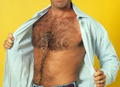 A Pop Culture Timeline Of The Rise (And Fall) Of Chest Hair