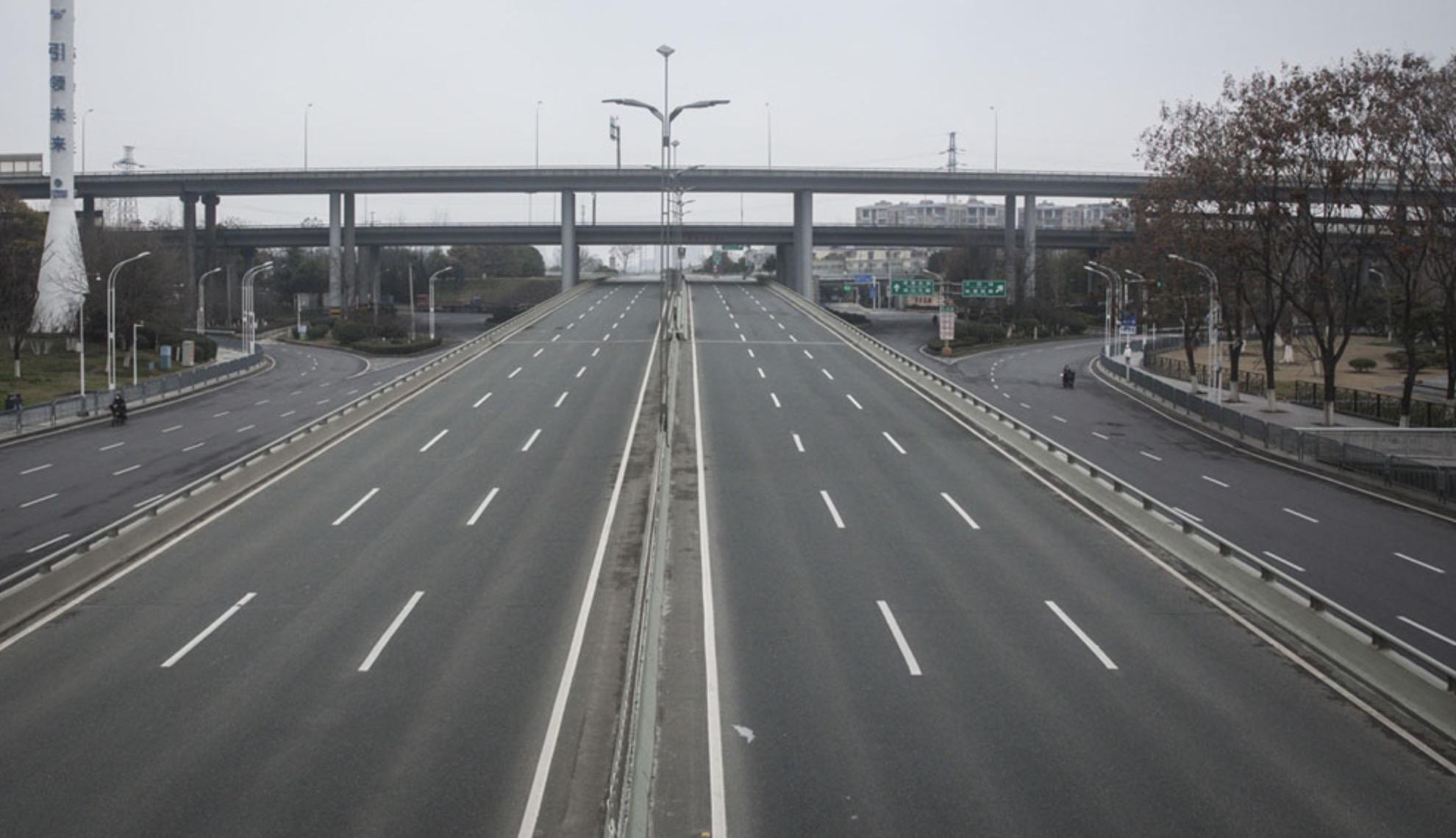 Photos From Wuhan Under Quarantine