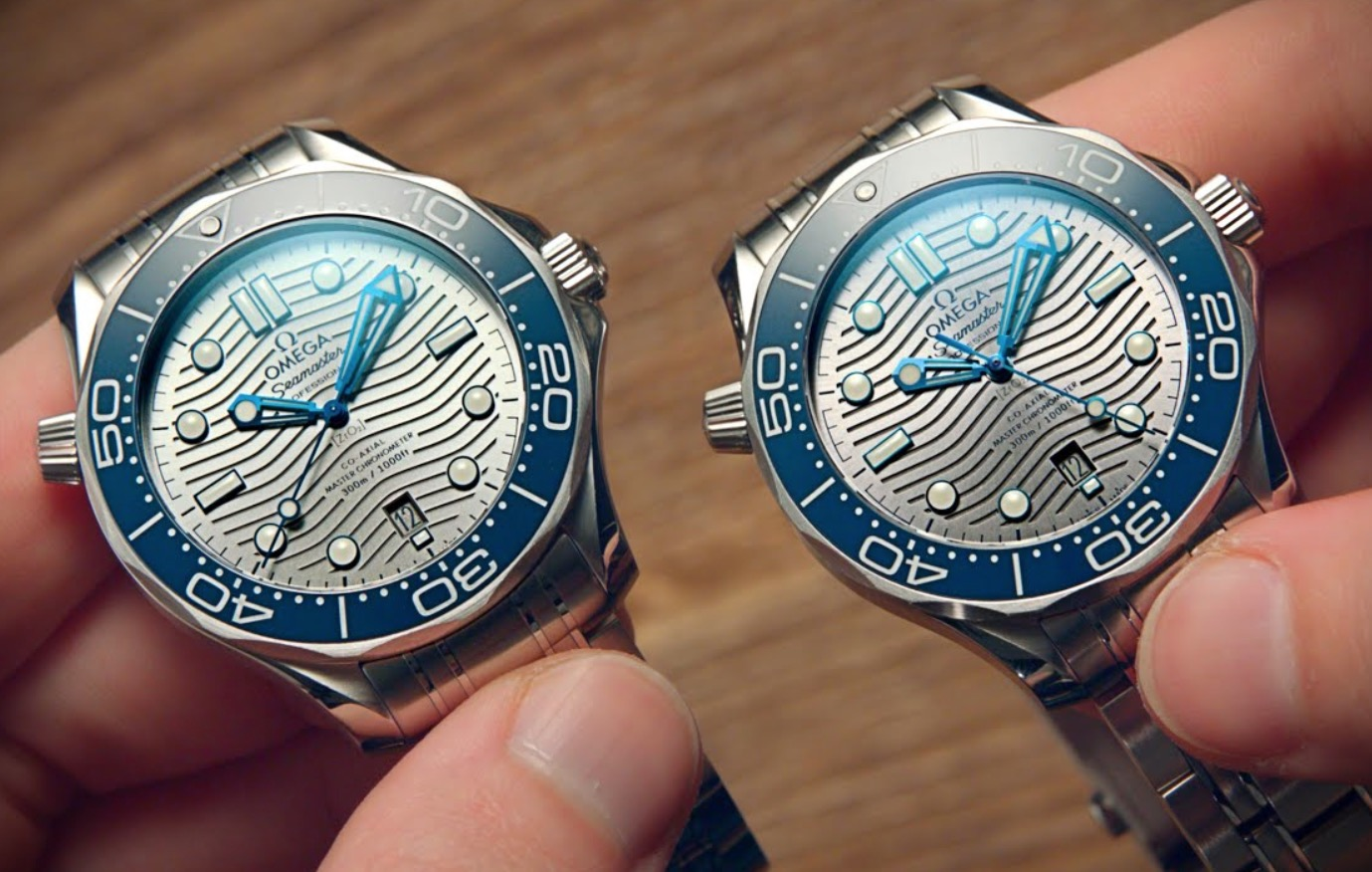 Watch Expert Struggles To Find Any Flaws In 'Unbelievable' Counterfeit Omega Seamaster