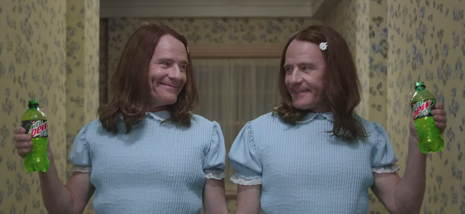 Bryan Cranston Recreates 'The Shining' In Super Bowl Ad Creepier Than The Original Stanley Kubrick Movie