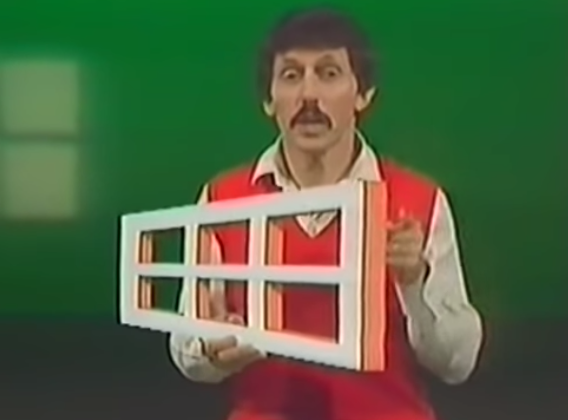 This Revolving Window Illusion Just Keeps Getting Stranger With Every Second