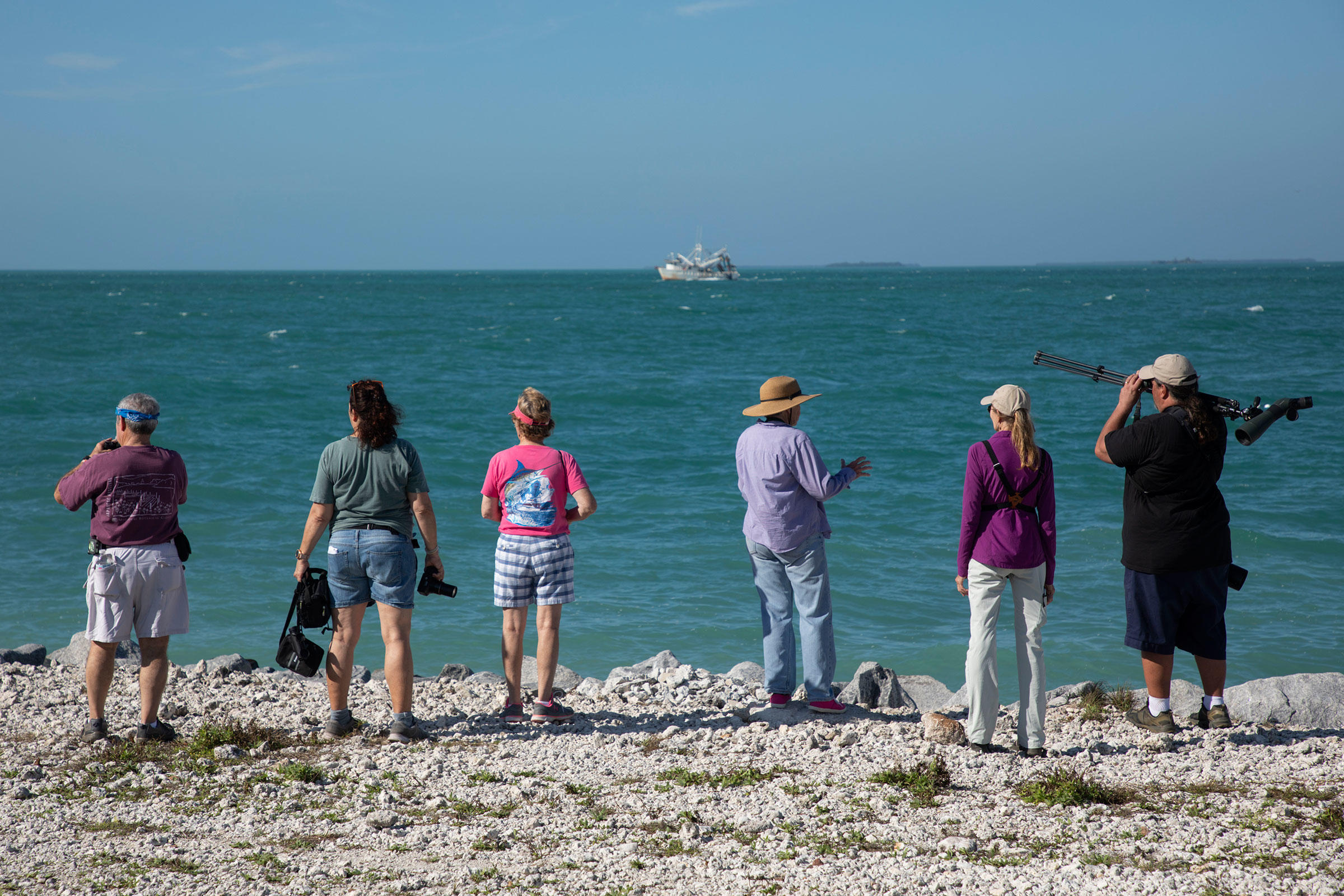 As Waters Continue To Rise, Florida's Keys Face A Daunting Future
