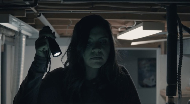Watch This Creepy Short Film About A Woman Discovering A Secret Hiding In Her Crawlspace