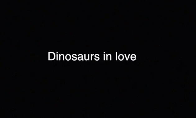 4-Year-Old Sings A Bittersweet Song That She Wrote Herself About Dinosaurs Falling In Love And Then (Spoilers) Dying