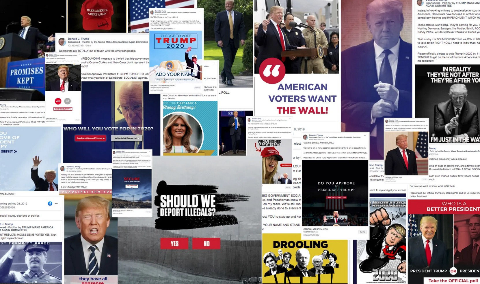 One Year Inside Trump's Monumental Facebook Campaign