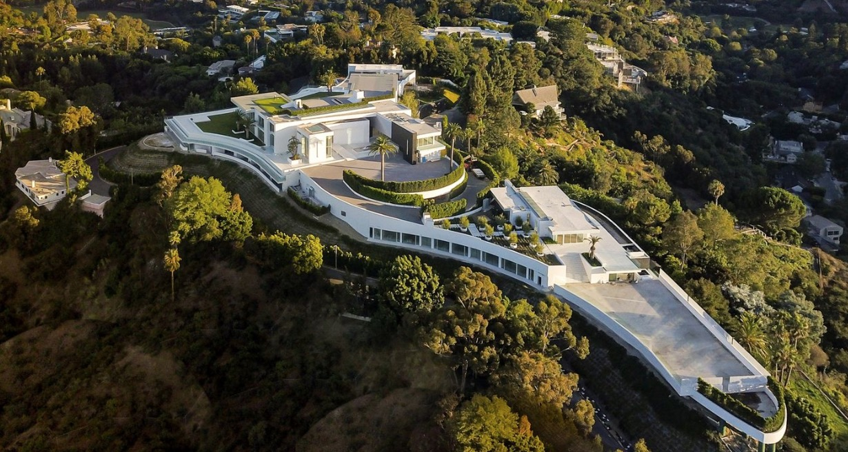 This Could Be America's Most Expensive Home Ever — If It Can Find A Buyer