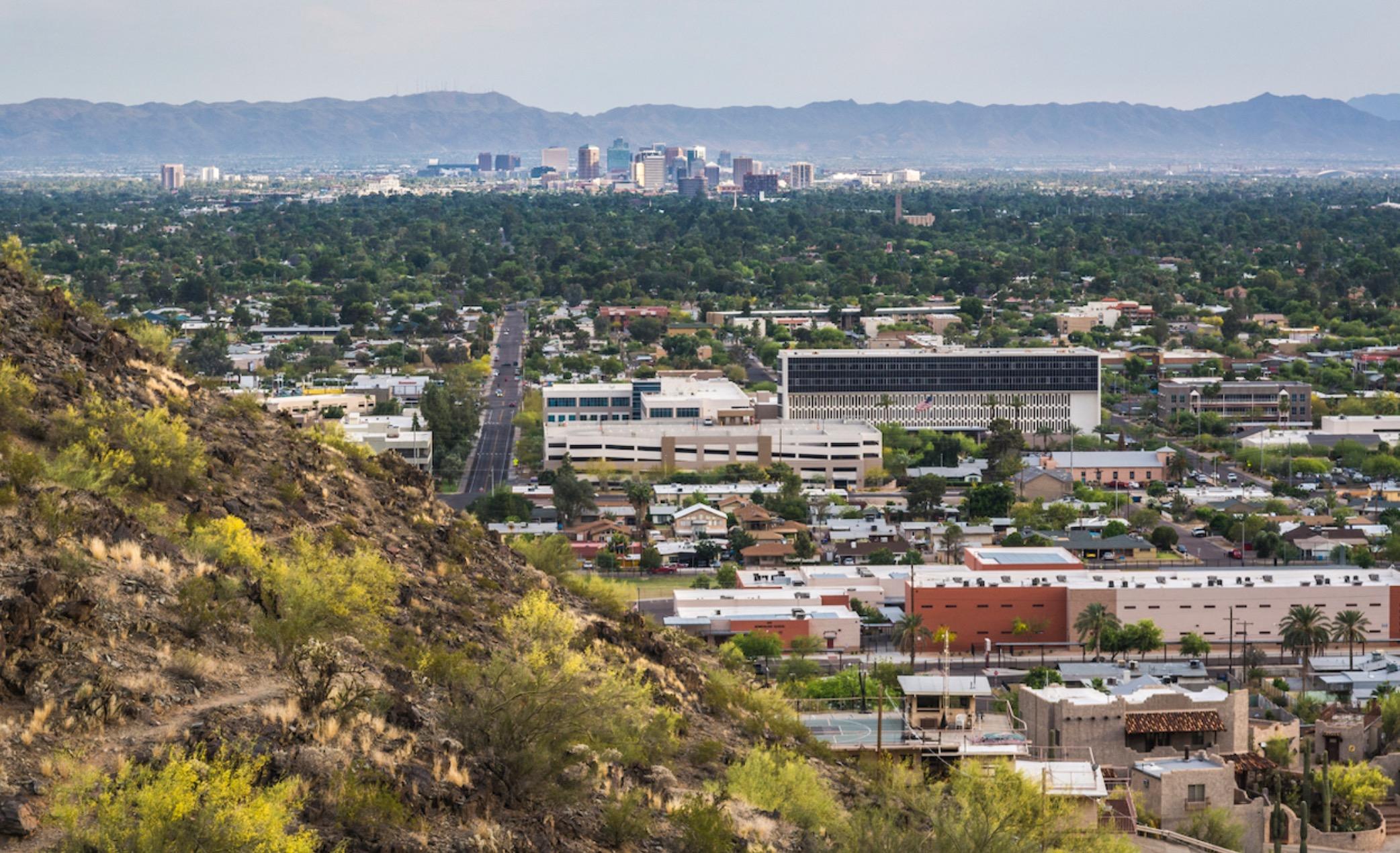 Could Phoenix Survive A Water Crisis?