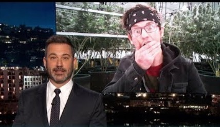 Jimmy Kimmel Interviews A Young Marijuana Enthusiast From Michigan And It's The Most Delightful Thing You'll See Today