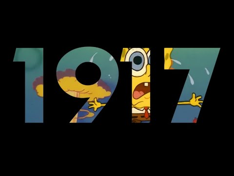 The '1917' Trailer Gets A Bizarre SpongeBob Remix