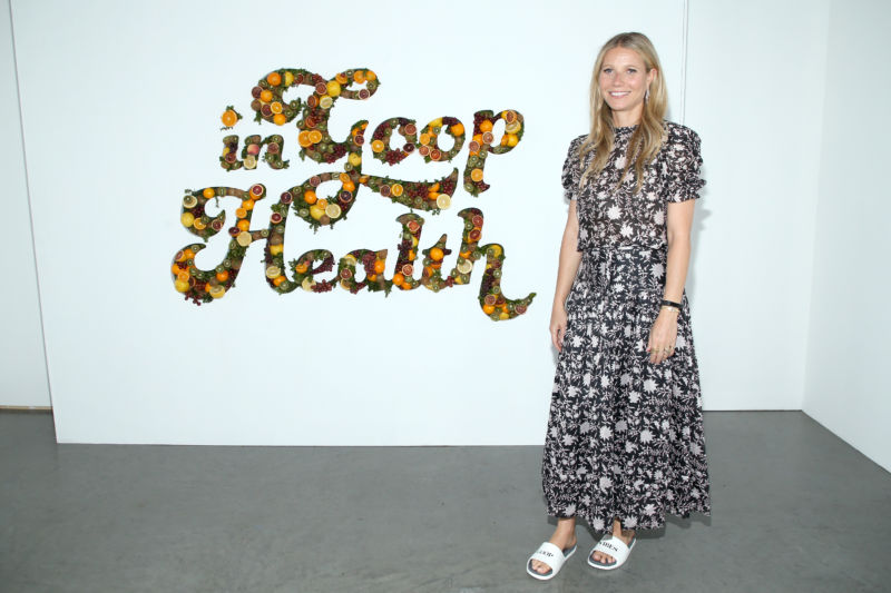 Goop Accused Of More Deceptive Health Claims, Violating Court Order